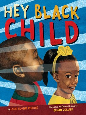 cover image of Hey Black Child
