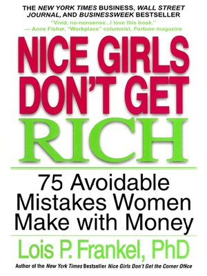 cover image of Nice Girls Don't Get Rich