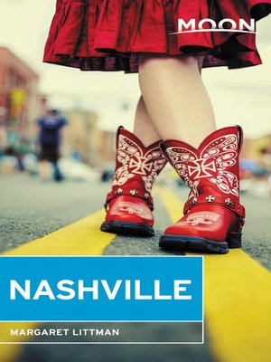 cover image of Moon Nashville