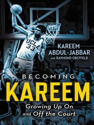 cover image of Becoming Kareem
