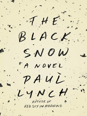 cover image of The Black Snow