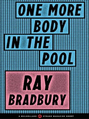 cover image of One More Body in the Pool