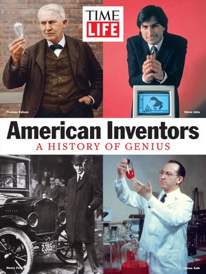 cover image of TIME-LIFE American Inventors