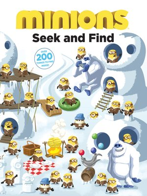 cover image of Seek and Find