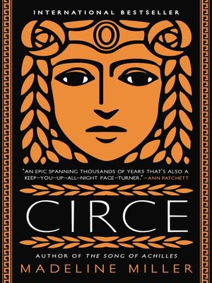 cover image of CIRCE (#1 New York Times bestseller)