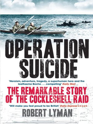 cover image of Operation Suicide