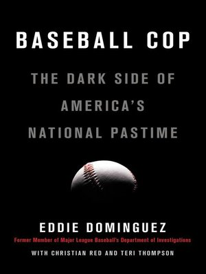cover image of Baseball Cop