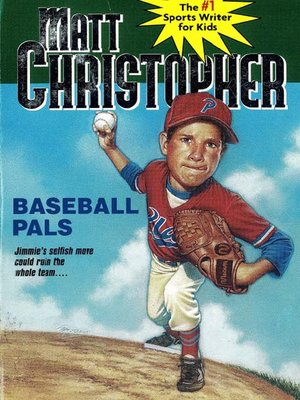 cover image of Baseball Pals