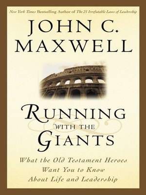 cover image of Running with the Giants