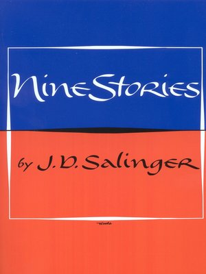 cover image of Nine Stories