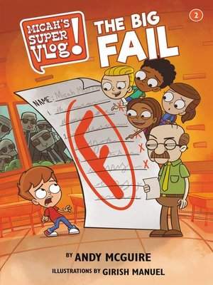 cover image of The Big Fail