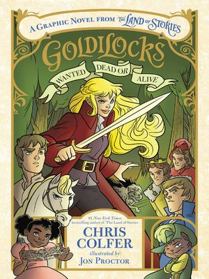 cover image of Goldilocks--Wanted Dead or Alive