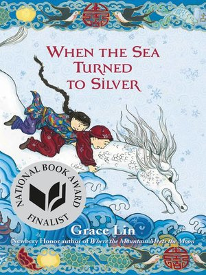 cover image of When the Sea Turned to Silver