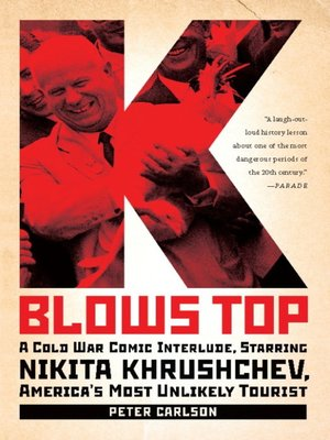 cover image of K Blows Top