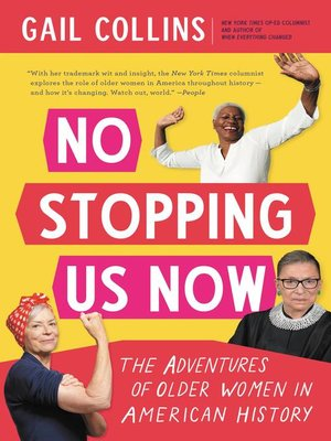 cover image of No Stopping Us Now