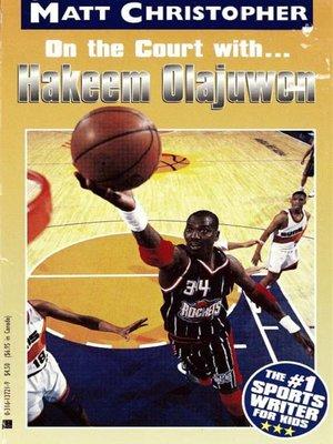 cover image of Hakeem Olajuwon