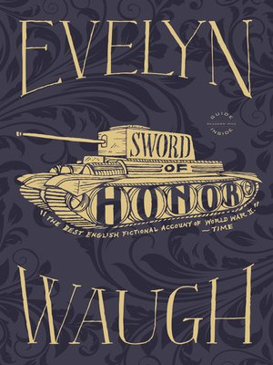 cover image of Sword of Honor