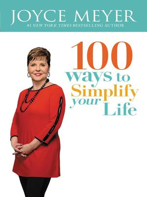 cover image of 100 Ways to Simplify Your Life