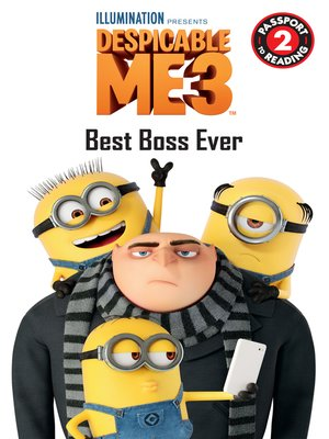 cover image of Best Boss Ever