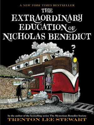 cover image of The Extraordinary Education of Nicholas Benedict