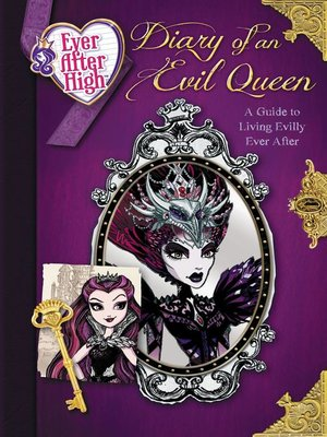 cover image of Diary of an Evil Queen