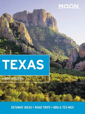 cover image of Moon Texas