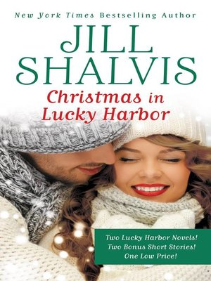 cover image of Christmas in Lucky Harbor
