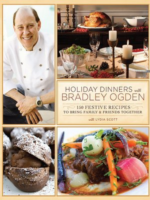 cover image of Holiday Dinners with Bradley Ogden