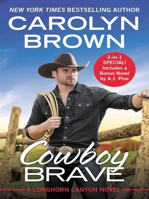 cover image of Cowboy Brave