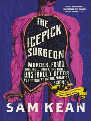 cover image of The Icepick Surgeon