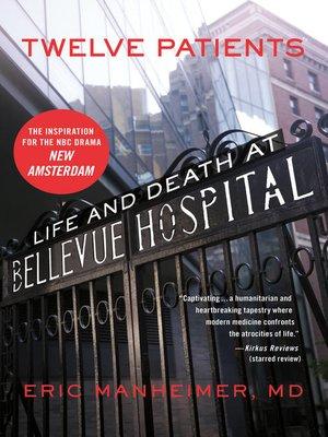cover image of Twelve Patients