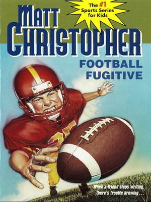 cover image of Football Fugitive