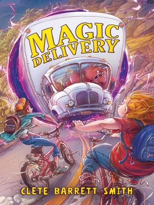 cover image of Magic Delivery