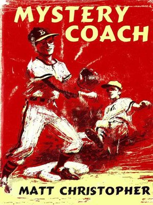 cover image of Mystery Coach