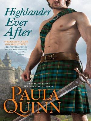 cover image of Highlander Ever After