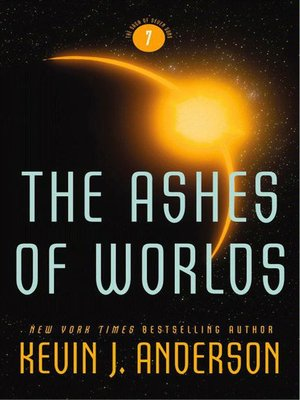 cover image of The Ashes of Worlds