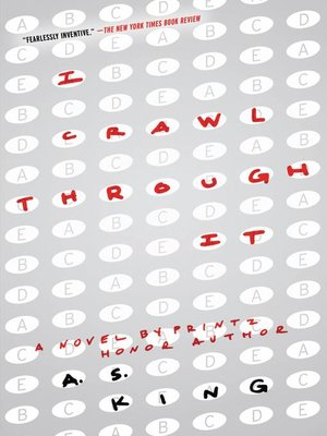 cover image of I Crawl Through It