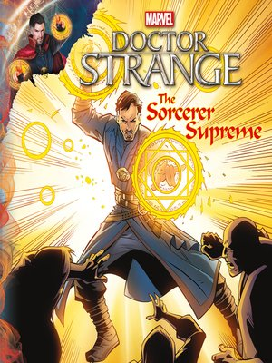 cover image of The Sorcerer Supreme