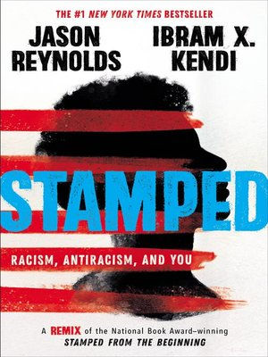 cover image of Stamped--Racism, Antiracism, and You