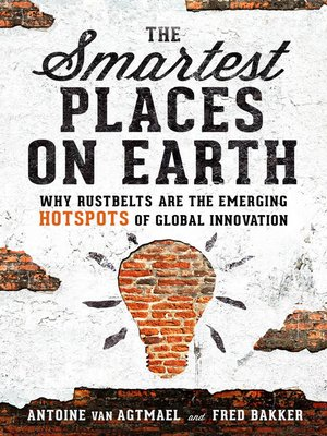 cover image of The Smartest Places on Earth
