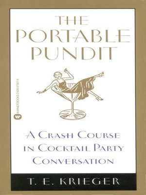cover image of The Portable Pundit