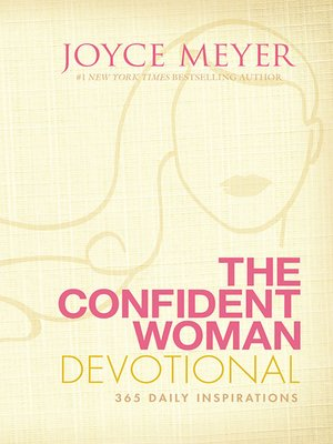 cover image of The Confident Woman Devotional