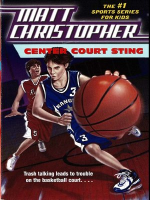 cover image of Center Court Sting