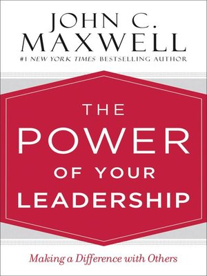 cover image of The Power of Your Leadership
