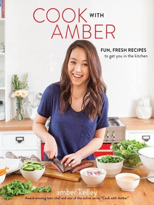 cover image of Cook with Amber