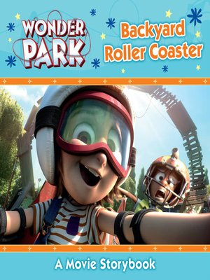 cover image of Backyard Roller Coaster