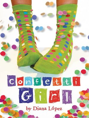 cover image of Confetti Girl