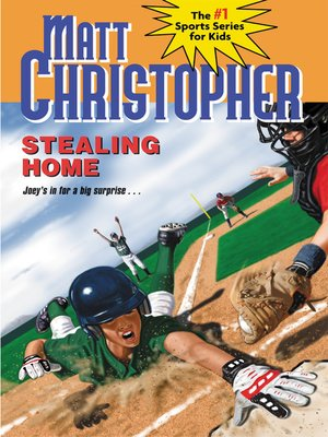 cover image of Stealing Home