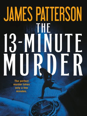 cover image of The 13-Minute Murder