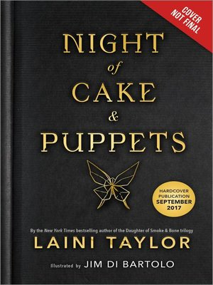 cover image of Night of Cake & Puppets